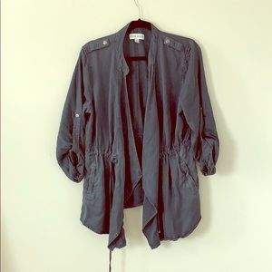 COPY - military style lightweight jacket